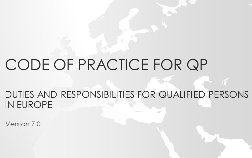 Code of Practice for QP